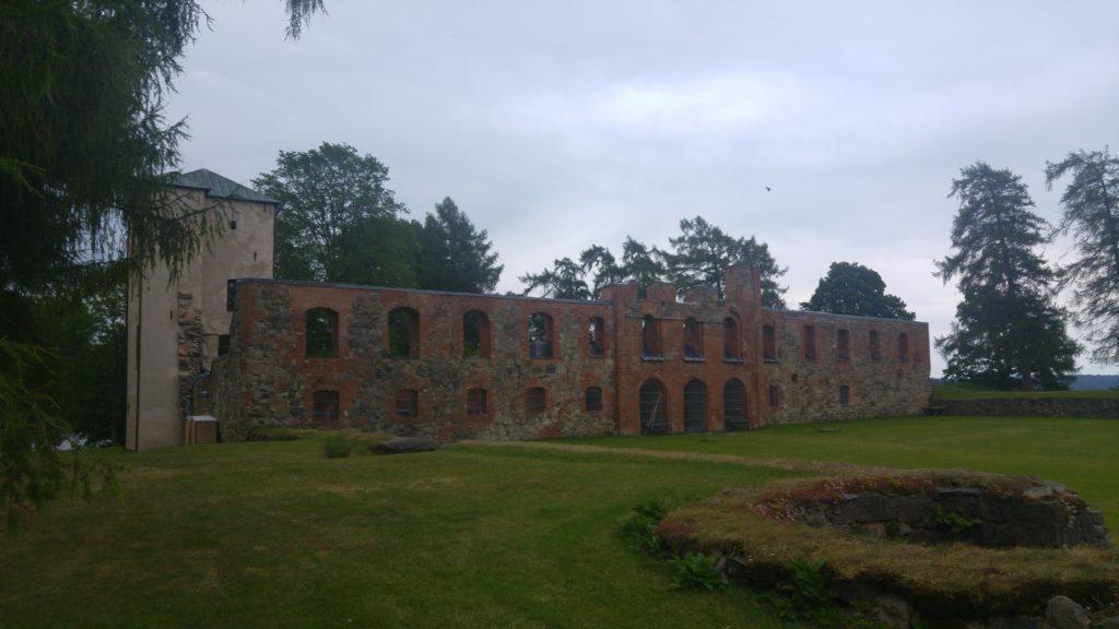Gräfsnäs slottsruin
