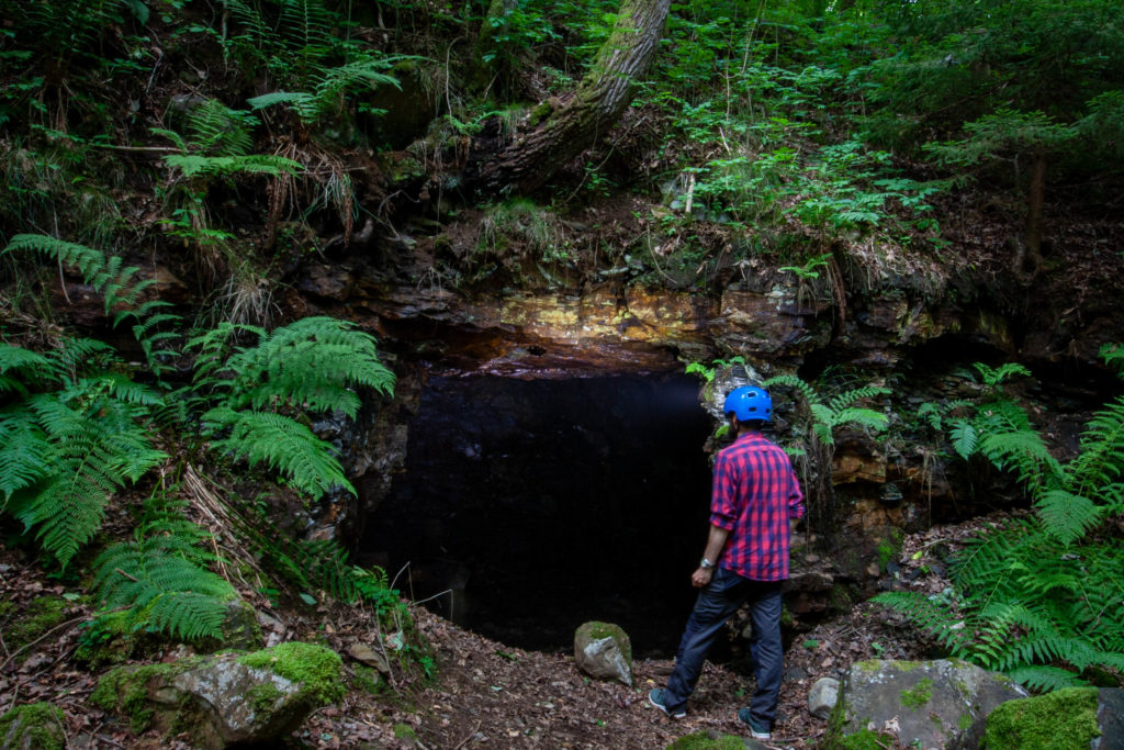 Västra Tunhems gruvor