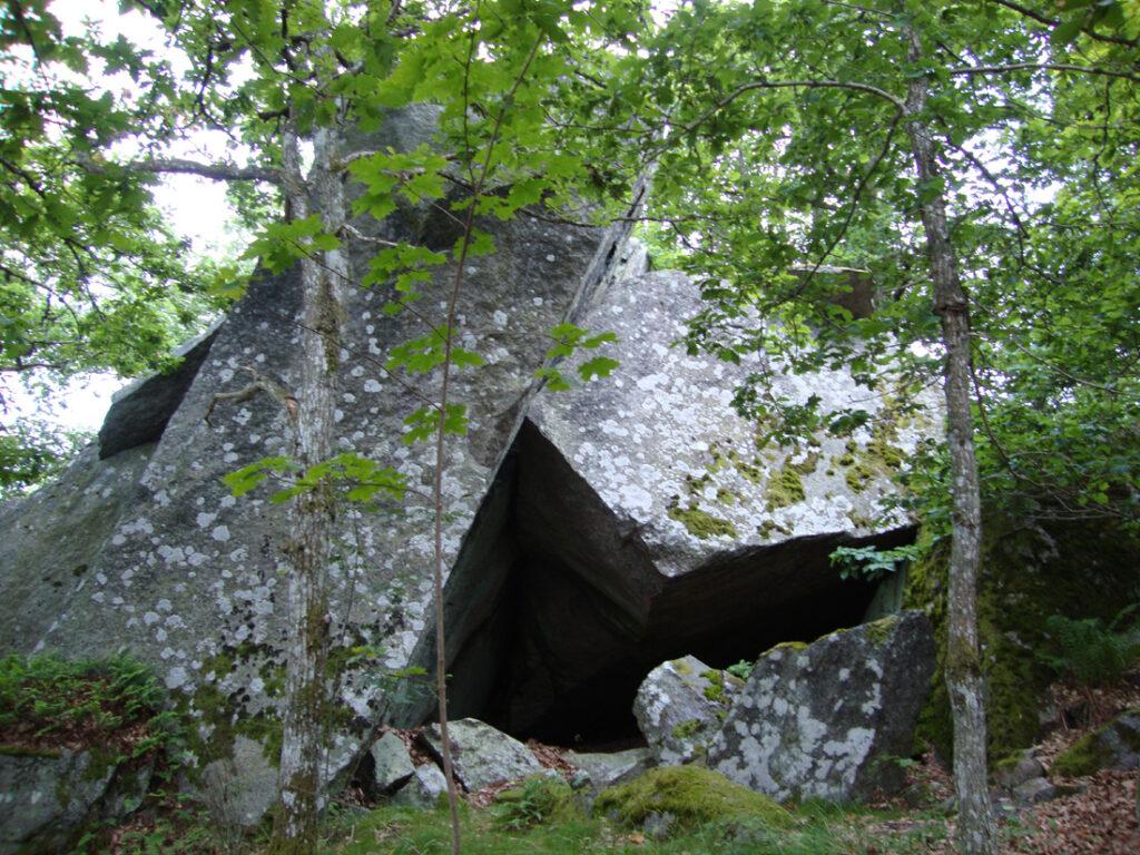 Jätten Snopps grotta