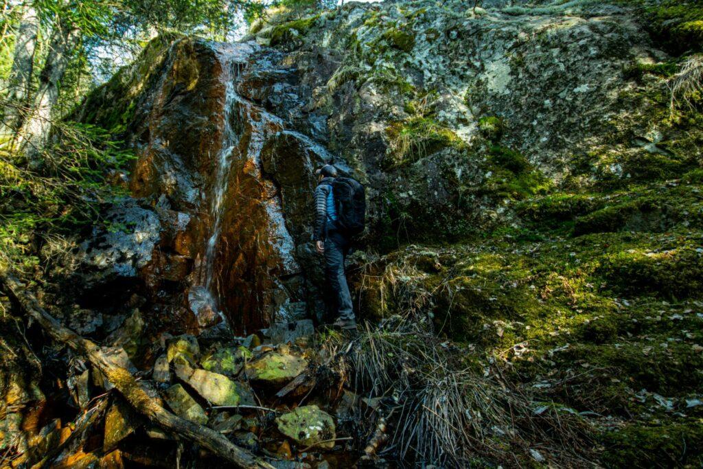 Klackenhults vattenfall