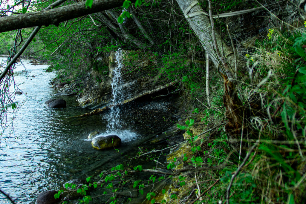 Storpissans vattenfall